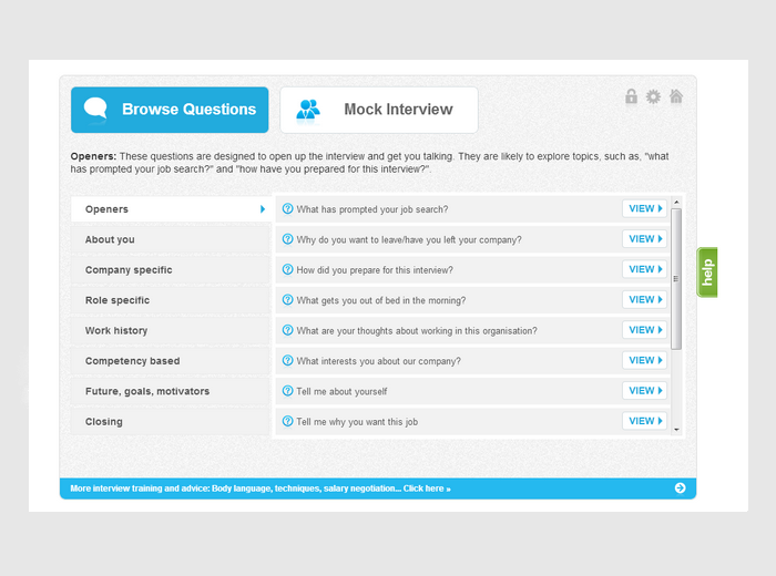 Competency Based Competency Based Interview Answer Examples