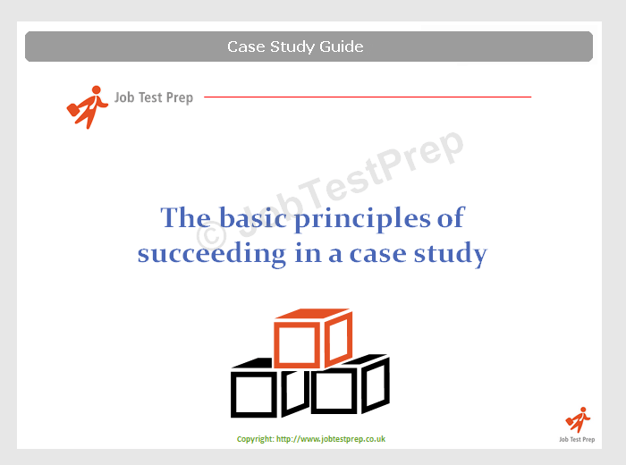 case study presentation assessment centre These exercises take the same format as the presentation exercise, but instead of the presentation component you are required to produce a written report summarising your findings and recommendations from the information presented the choice between these two.