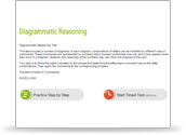Diagrammatic Reasoning Test