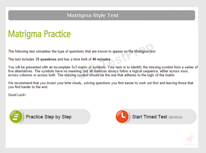 Matrigma test download