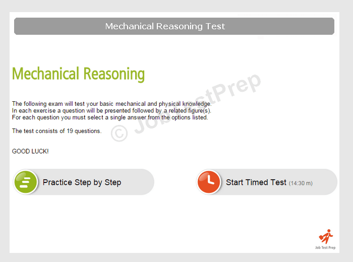 mechanical reasoning practice test pdf