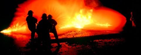 UK's National Firefighter Tests