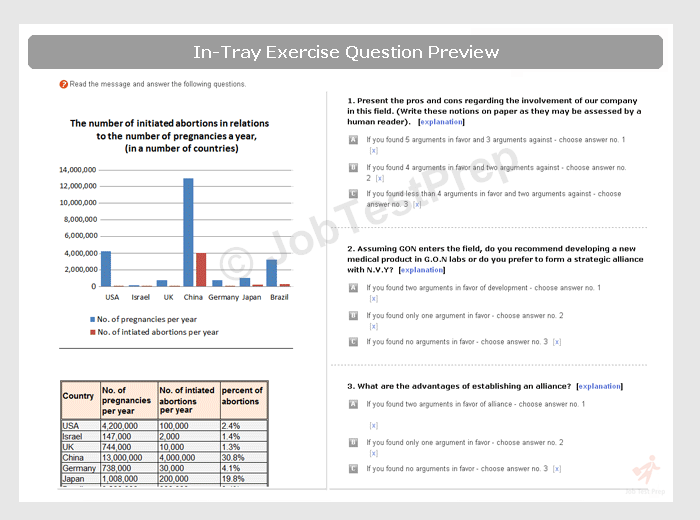 interview case study exercises