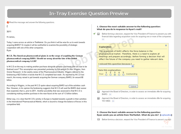 process essay exercises