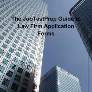 Law Firm Training Contract and Vacation Scheme Application Forms Guide PDF Download