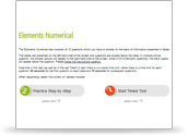 Talent Q-style Elements Numerical
