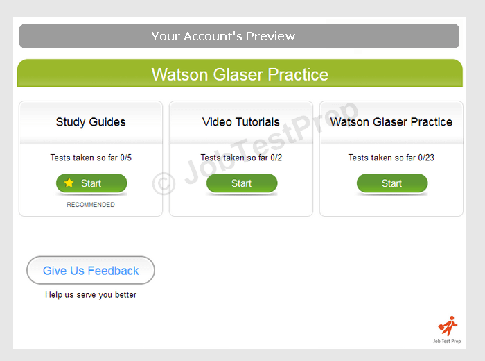 watson-glaser critical thinking appraisal practice