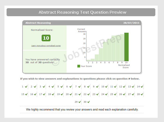 abstract reasoning practice test pdf