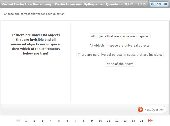shl verbal reasoning test answers pdf