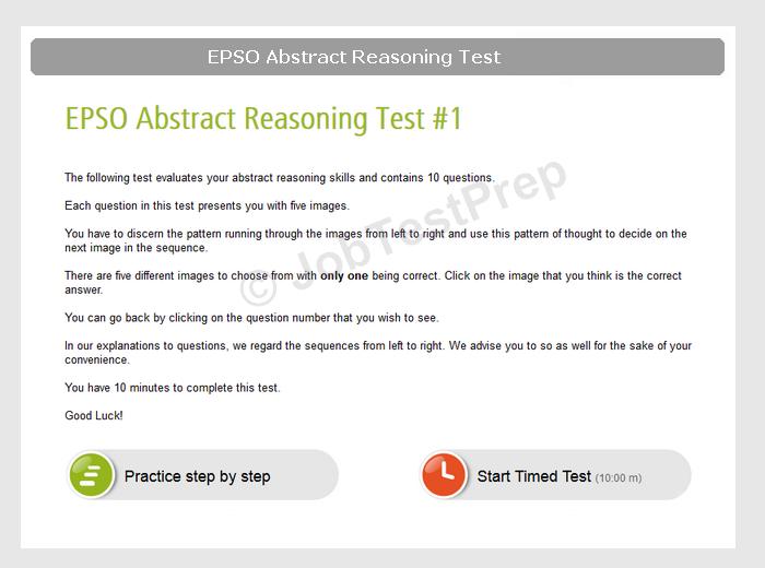 epso abstract reasoning