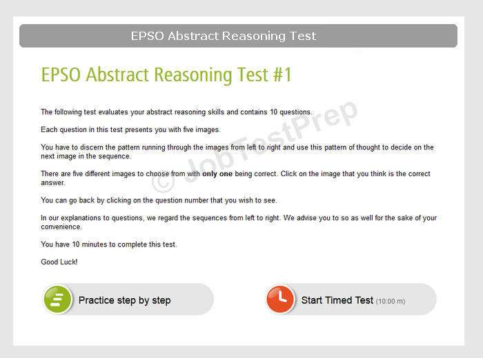 epso case study tutorial