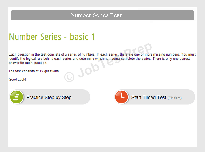 Free Number Series Test ▷ Plus Example Questions, Tips & Tricks