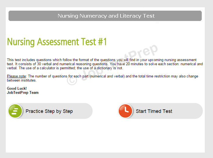 sample nursing test questions for preparing for nursing numeracy and rh jobtestprep co uk Head to Toe Assessment Printable Nursing Physical Assessment