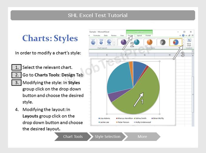 SHL-Style Excel Test 2010