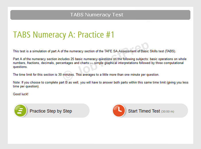 basic numeracy questions and answers pdf
