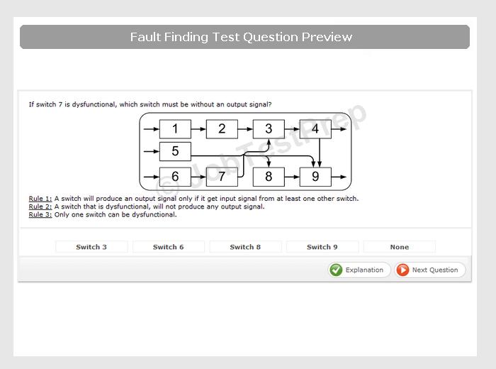 Technical Aptitude Test Preparation - Online Practice  Free Samples