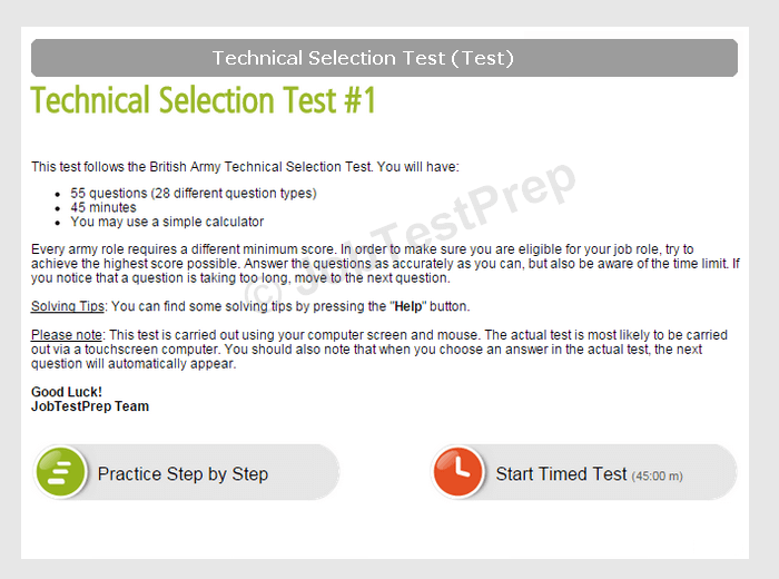 Technical selection test tst sample questions jobtestprep fandeluxe Gallery