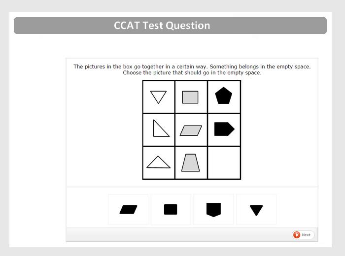 Criteria cognitive aptitude test (ccat) sample questions jobtestprep.