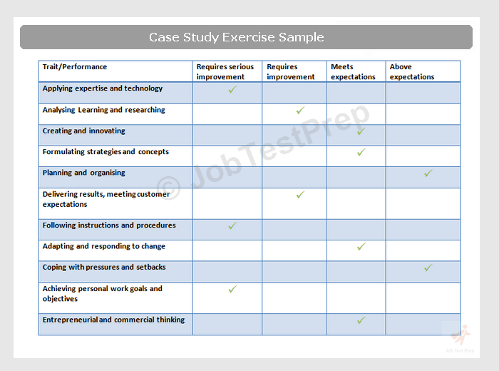 In Tray Exercise And Case Study Practice Bundle Jobtestprep