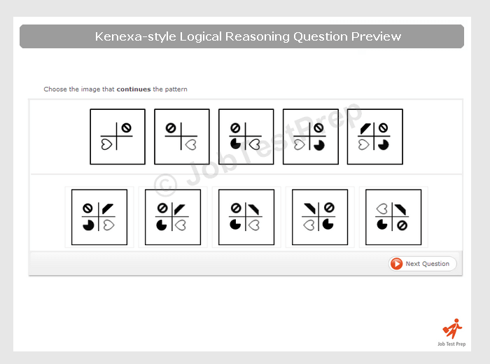 Kenexa Logical Reasoning Test