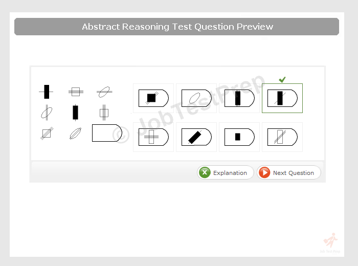 Abstract Reasoning Test Samples  U0026 Questions