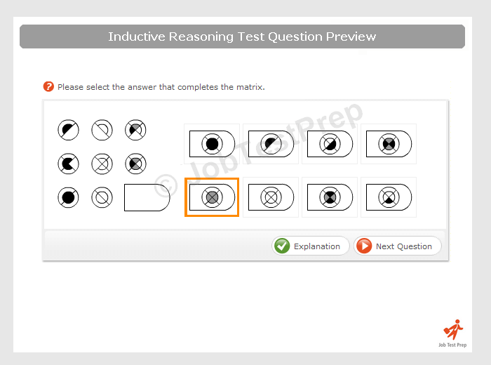 Inductive Reasoning Test Prep - Practice, Examples & Tips - JobTestPrep