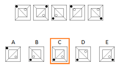 SHL-Style Inductive Reasoning Test - Answer