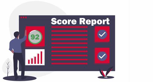 understanding cubiks logiks test results score report